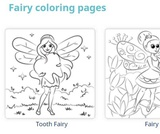 """""""The Three Wishes"""" Fairy Projects"""