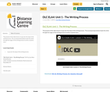 DLC ELA4: Unit 1 - The Writing Process