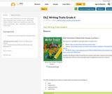 DLC Writing Traits Grade 4