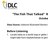 """""""The Fish That Talked"""" Read Aloud: Listening Guide"""