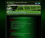 CSI: The Experience- Web Adventures