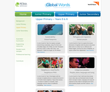 Global Words: Upper Primary Resources