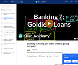 Banking, Money, Finance: How Banks Can Give Out Loans Without Giving Out Gold