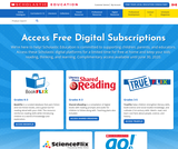 Free Online K-12 Reading & Subscriptions - Scholastic