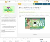 Dinosaur Pee?: Crash Course Kids #24.2