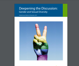 Deepening the Discussion: Gender and Sexual Diversity