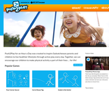 Push2Play presented by Saskatchewan Blue Cross – Active Games for Kids