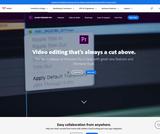 Adobe Premiere Pro - Professional video editor