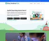 Khan Academy Kids - Free, fun educational app for young kids
