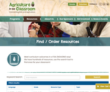 Agriculture Educational Resources