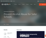 AlcoholEdu for High School from Everfi