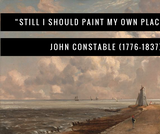 English Artist: John Constable-Inspired Projects