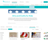 Arts & Crafts Activities for Kids