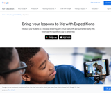 Google Expeditions - Bring your lessons to life with Expeditions