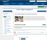 Common Core Curriculum Grade 1 ELA: Listening and Learning Strand
