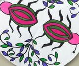 India-Inspired Art: Mandalas