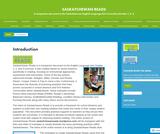 Saskatchewan Reads (Grades 1 to 3 Reading Support for Literacy)