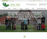Canadian Agriculture Safety Association – The future us full of promise. Together, we can save lives.