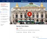 Garnier's Paris Opera
