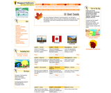 Canadian Geography Quizzes