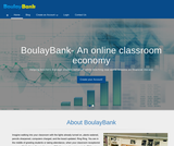 Boulay Bank - An Online Classroom Economy for Financial Literacy