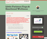 Little Twisters Yoga & Emotional Wellness