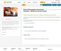 Parent Phonological Awareness Calendar - What you can do at home
