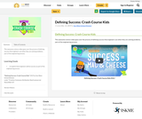 Defining Success: Crash Course Kids