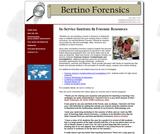 Bertino Forensics