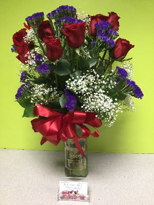 A 3 Star Customer Reviewed Flower Arrangement Designed by Expressions In Bloom in Corvallis, OR