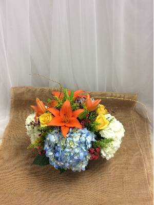 A 3 Star Customer Reviewed Flower Arrangement Designed by Flowermart in Jupiter, FL
