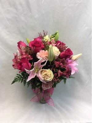 A 2 Star Customer Reviewed Flower Arrangement Designed by Flowers of Fort Lauderdale in Fort Lauderdale, FL