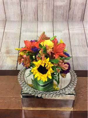 A 5 Star Customer Reviewed Flower Arrangement Designed by House of Blooms in Sugar Land, TX