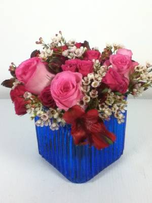 A 2 Star Customer Reviewed Flower Arrangement Designed by Marvel's Florist in Killeen, TX