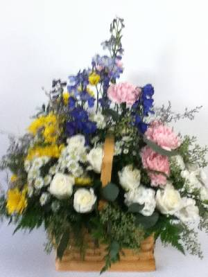 A 5 Star Customer Reviewed Flower Arrangement Designed by Marvel's Florist in Killeen, TX