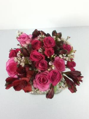 A 4 Star Customer Reviewed Flower Arrangement Designed by Marvel's Florist in Killeen, TX