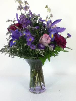 A 3 Star Customer Reviewed Flower Arrangement Designed by Marvel's Florist in Killeen, TX