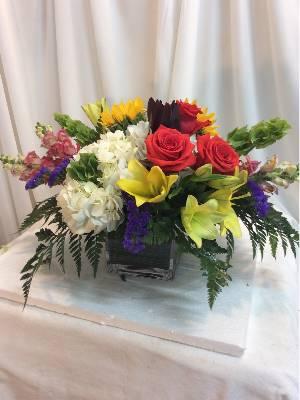 A 1 Star Customer Reviewed Flower Arrangement Designed by Miami Gardens Florist in Aventura, FL