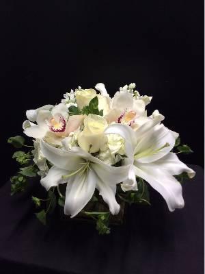 A 4 Star Customer Reviewed Flower Arrangement Designed by Miami Gardens Florist in Aventura, FL
