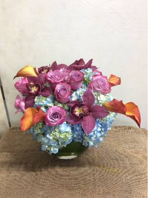 A 3 Star Customer Reviewed Flower Arrangement Designed by Miami Gardens Florist in Aventura, FL