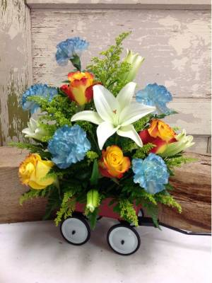 Owlfies flowers and gifts rock springs wy flower reviews just the color and style i needed mightylinksfo