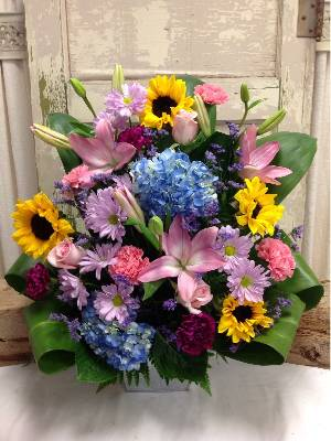 Owlfies flowers and gifts rock springs wy flower reviews thanks so much for the amazing arrangement mightylinksfo