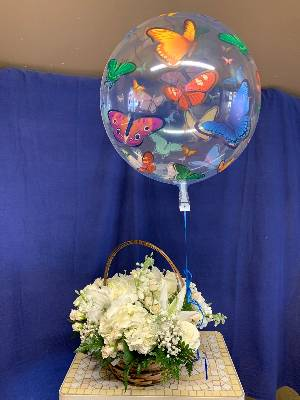 A 1 Star Customer Reviewed Flower Arrangement Designed by Salvy the Florist in Lynn, MA
