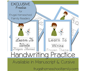 Exclusive-Free-Handwriting-Practice