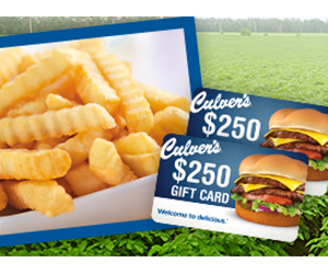 Culvers coupons 2019