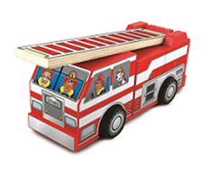 Fire-Truck-with-Ladder