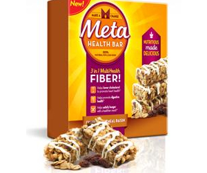 Free-Sample-Metamucil-Cinnamon-Oatmeal-Raisin-Health-Bar