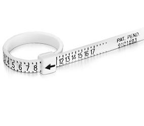 Free-Ring-Sizer