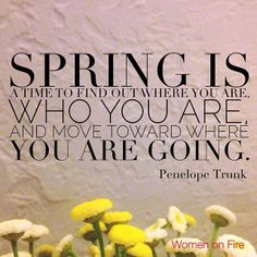 10 Inspirational Spring Quotes | ShareYourFreebies