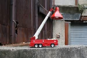 fire trck lamp